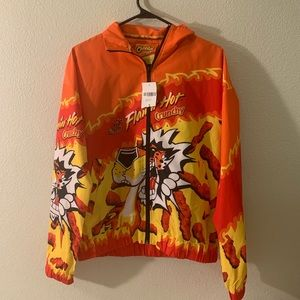 Hot Cheeto Ladies Jacket